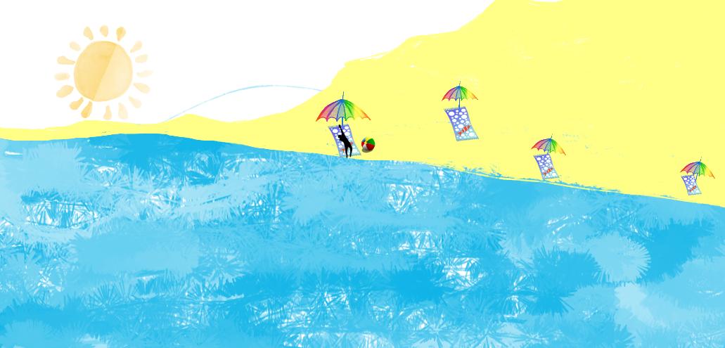 τύποι ανθρώπων στην παραλία
